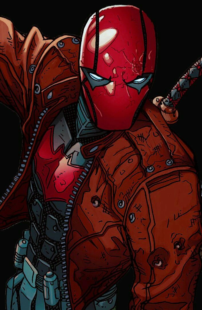 Capucha Eoja Batman Comic Arte Super Heroe Personajes De Dc Comics