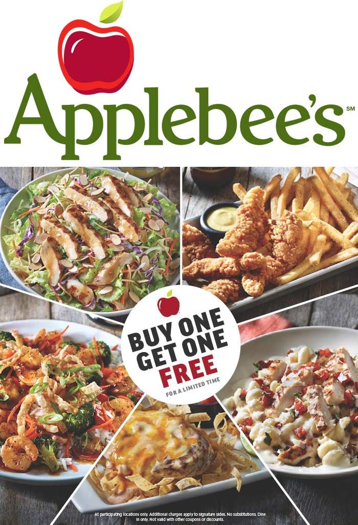 Pinned November 15th 2 For 1 Menu Going On At Applebees Restaurants Thecouponsapp Food Restaurant Coupons Food Reviews