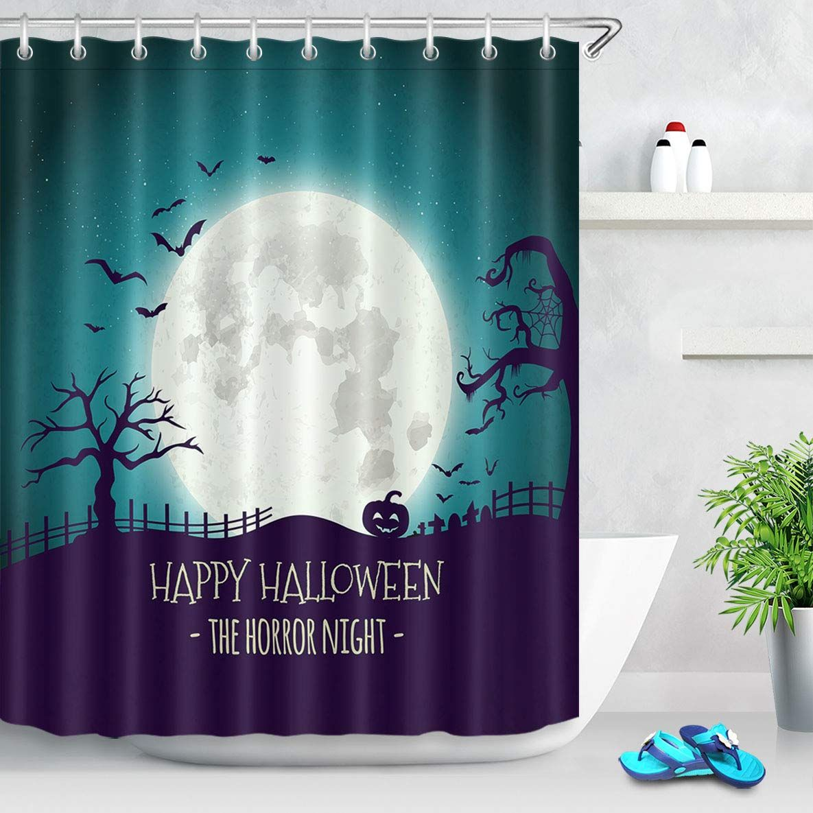 Scary Shower Curtain Scary Shower Curtains Novelty Shower