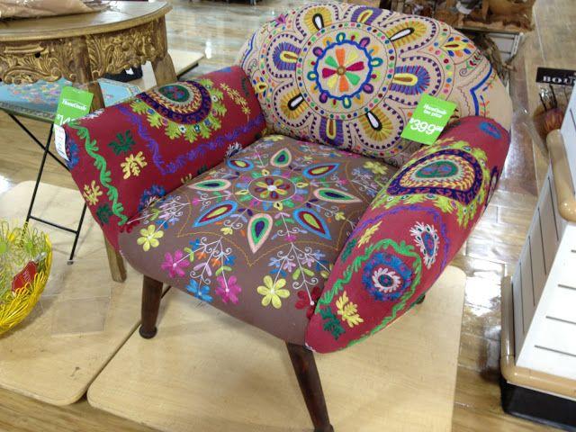 Inspire Bohemia: The Indian Bazaar Is At TJMaxx Homegoods