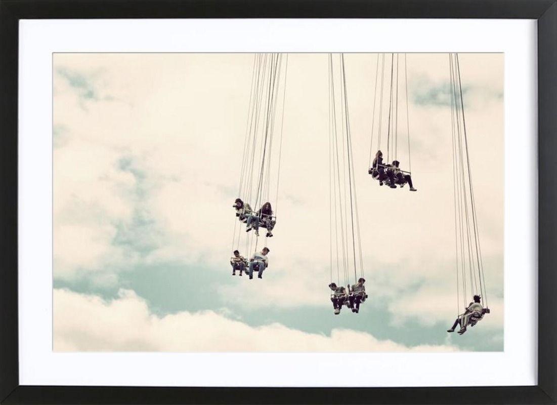 Groena Lund 2 - Michael Belhadi - Gerahmtes Poster | Kunst | Pinterest