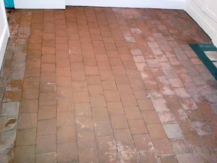 Removing Paint From Quarry Tiles Quarry Tiled Floors Cleaning And