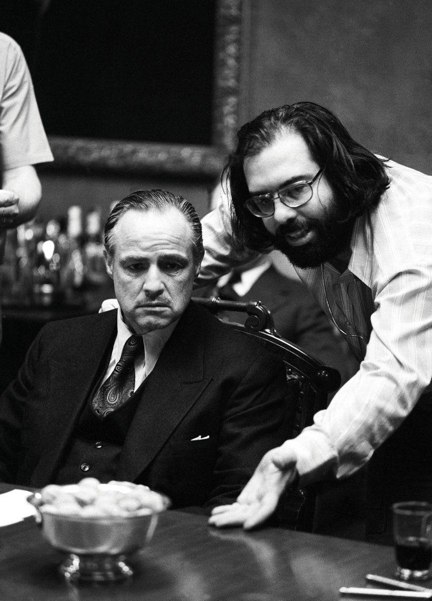 Francis Ford Coppola Turns 80 The Godfather Marlon Brando Movie Directors