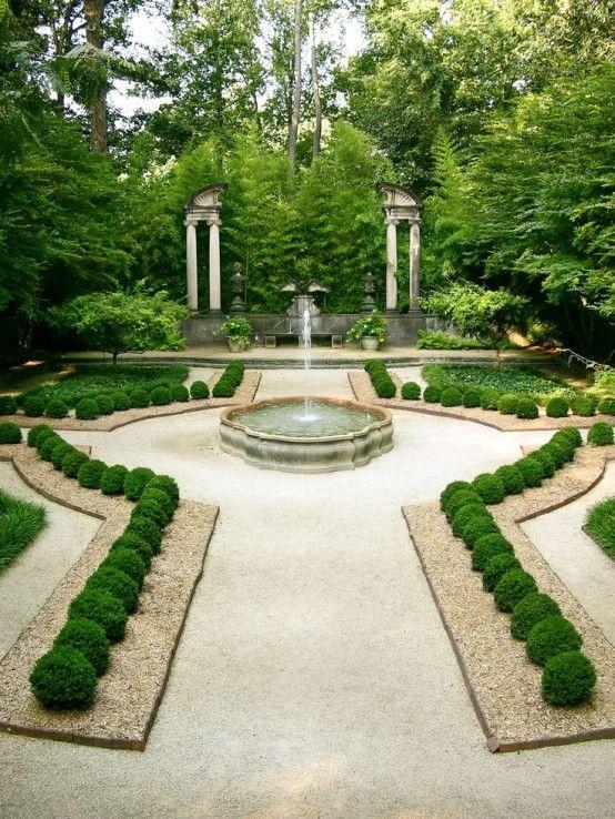 48 Impresive Outdoor Water Fountains Ideas For Garden Landscaping Waterfountain Fountainideas G Small Water Gardens Water Fountain Design Fountains Outdoor