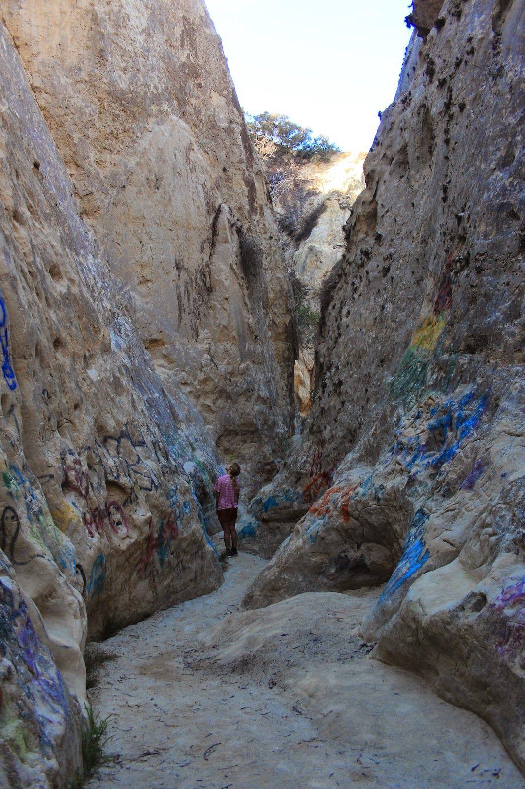 A Secret Sea Cave in San Diego Sea cave