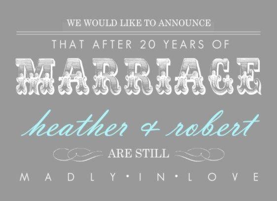 Inexpensive Wedding Anniversary Ideas