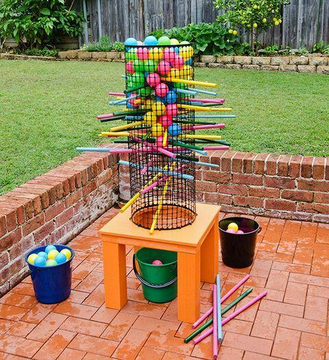 how to make a backyard game d tsk hry pinterest diy deko holzarbeiten und spiel. Black Bedroom Furniture Sets. Home Design Ideas