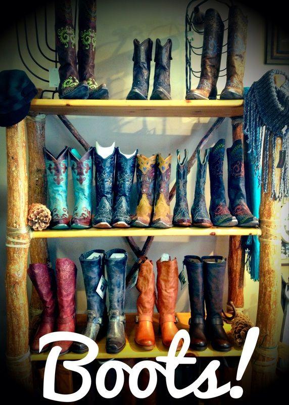 Women s Cowboy Boots · Look PretoEstilo Country CiganaBotas ... a52354649b2
