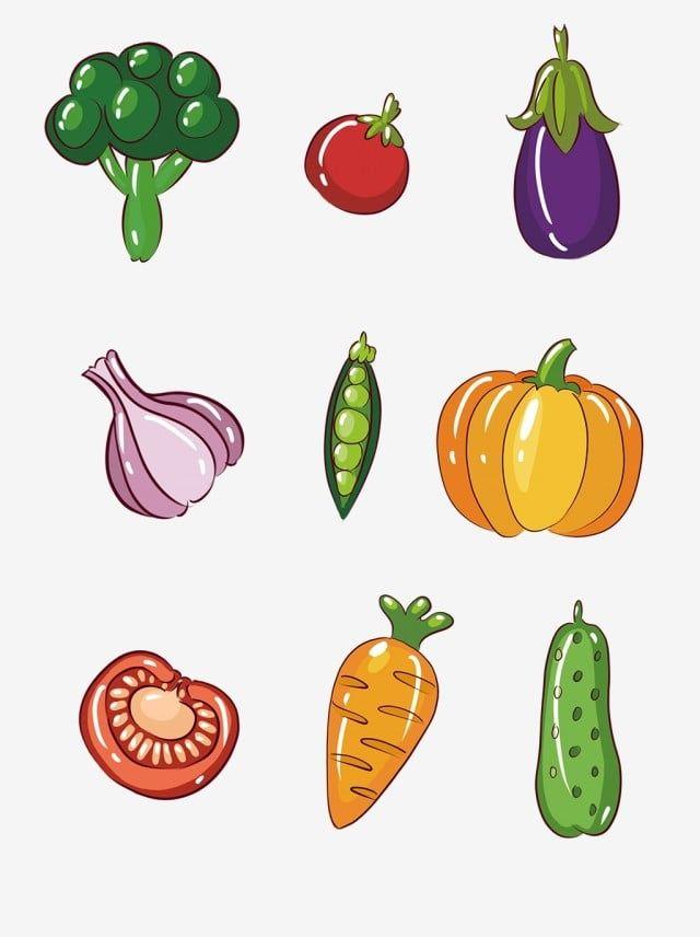 الفواكه والخضروات الصورة الخضروات Clipart الخضروات الخضراء تحميل الصور Png وملف Psd للتحميل مجانا Imagens De Frutas E Vegetais Desenhos De Frutas Verduras