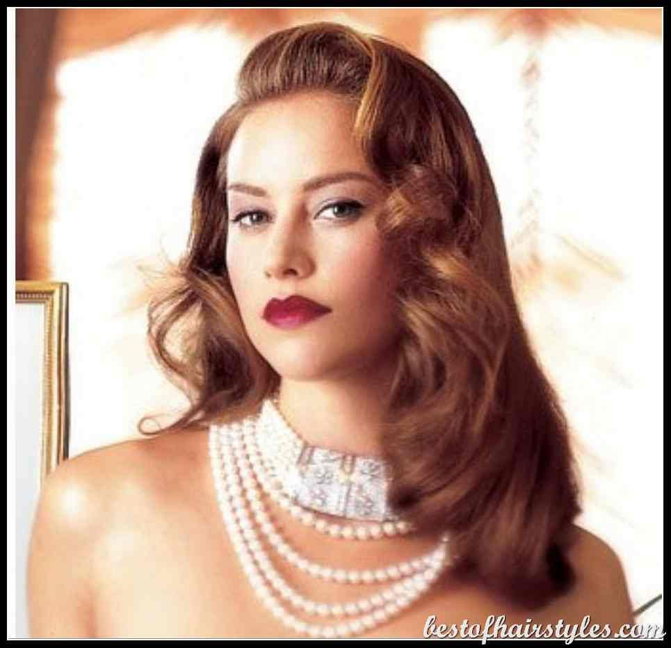 1920 S Hairstyle 1920s Long Hair Long Hair Styles Womens Hairstyles