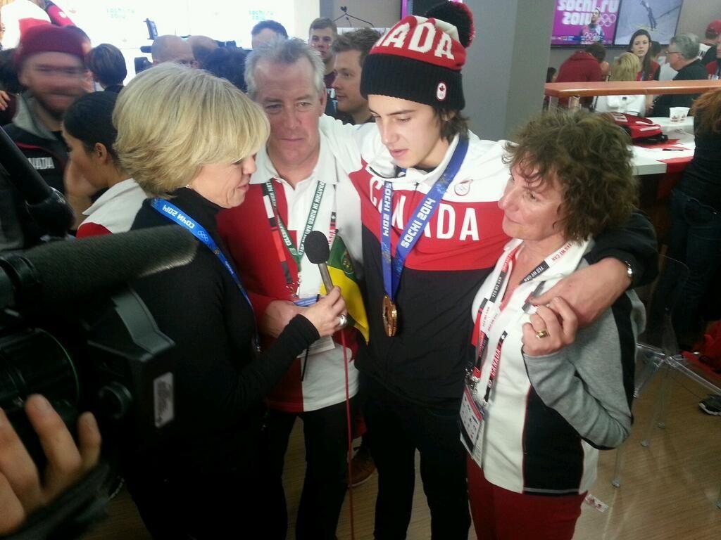 CBC Olympics on | sochi 2014 | Mark mcmorris, Olympics, Mark lee