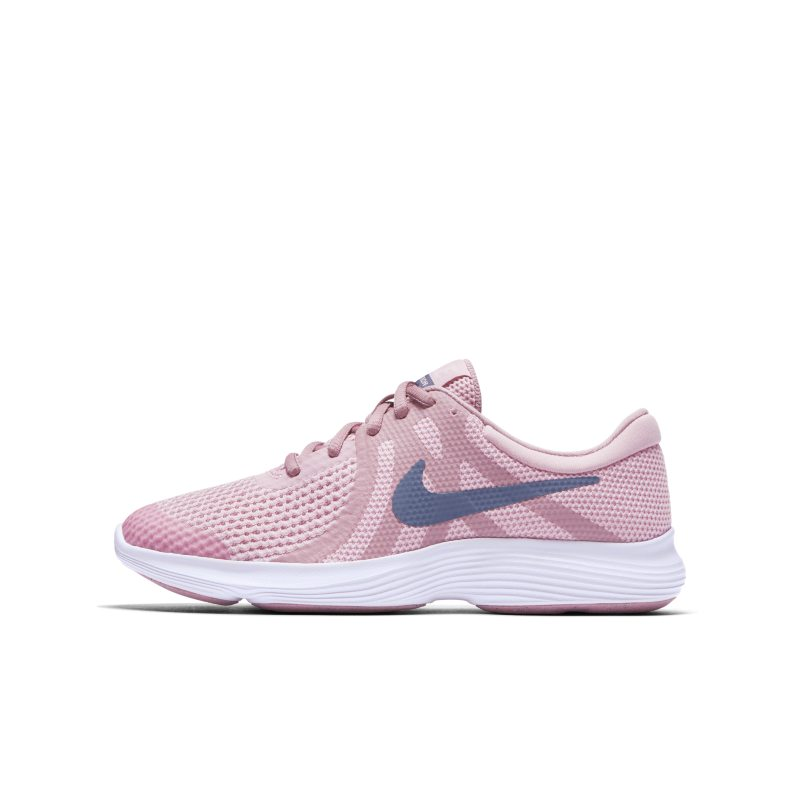 c437db0098f79 Nike Revolution 4 Older Kids Running Shoe - Pink
