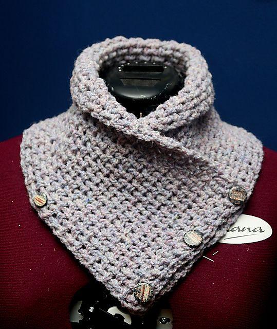 Ravelry Lattice Crochet Neck Warmer By Alicia Robichaud Free