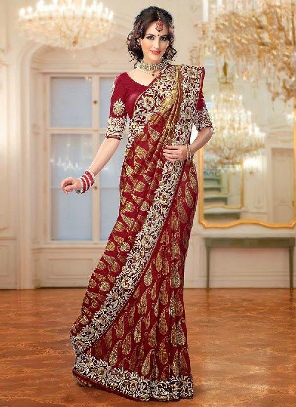 Indian dress pinterest for Indian wedding dresses uk