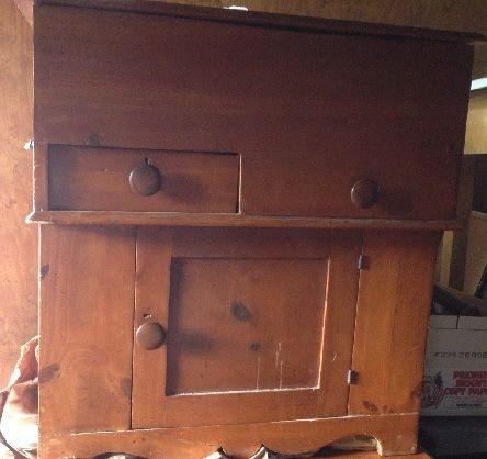 Antique Pine Commode | Antique Pine | Pinterest
