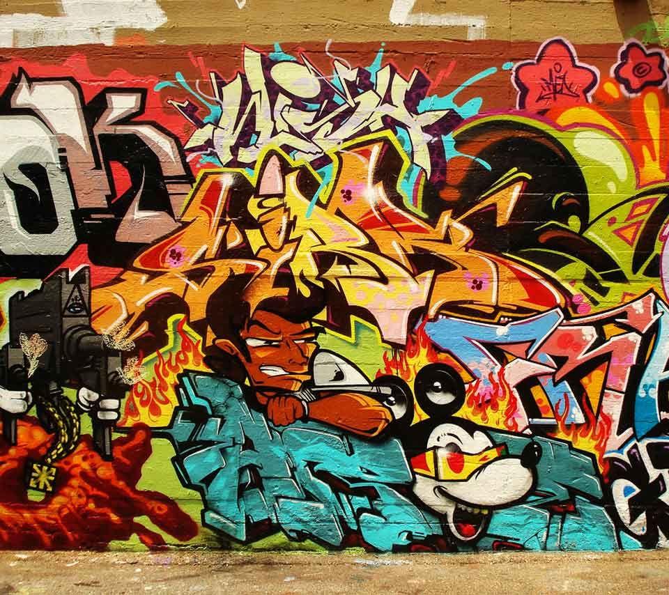 картинки граффити сообщение вас