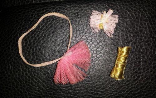 VINTAGE 80's KPT Kenner Fashion Star Fillies Horse Accessories