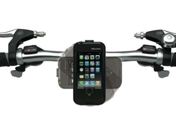 Dahon iPhone bike mount