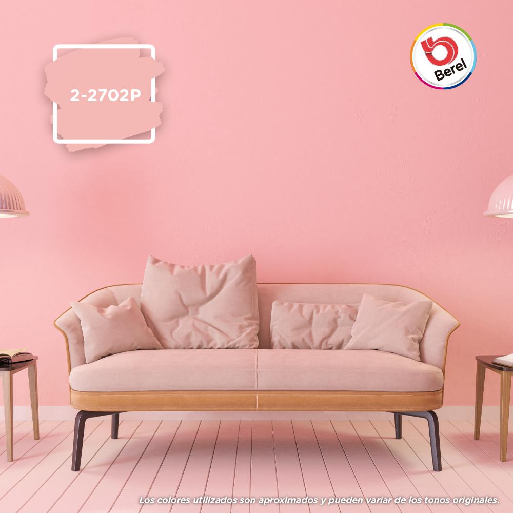 La Vida Es Color De Rosa Dormitorio De Color Rosa Paredes De Color Rosa Colores De Cuartos