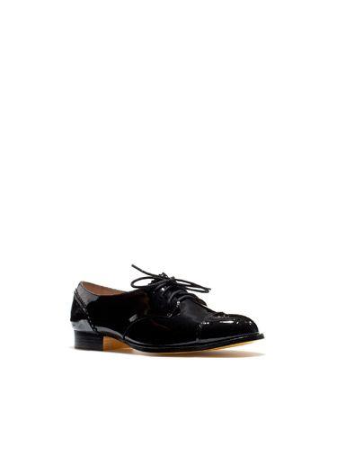 b8dcfc0da45 BLUCHER PISO COLOR - Trf - Zapatos - Mujer - ZARA