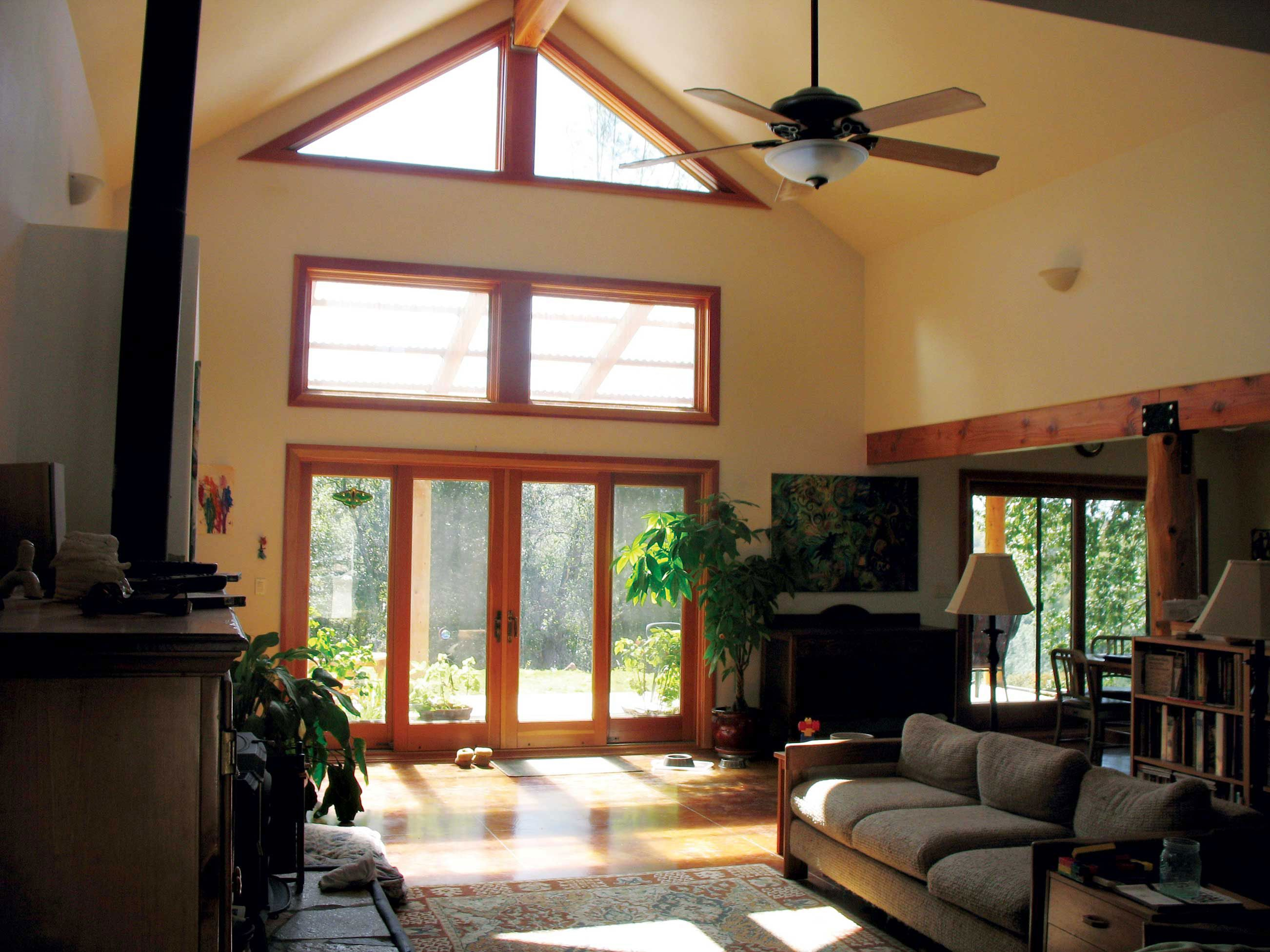 passive solar design basics - green homes | passive solar, mother