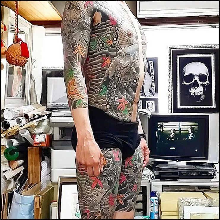 Looking for the Famous Chinese Tattoo Artist? Here the ListTattoo ...