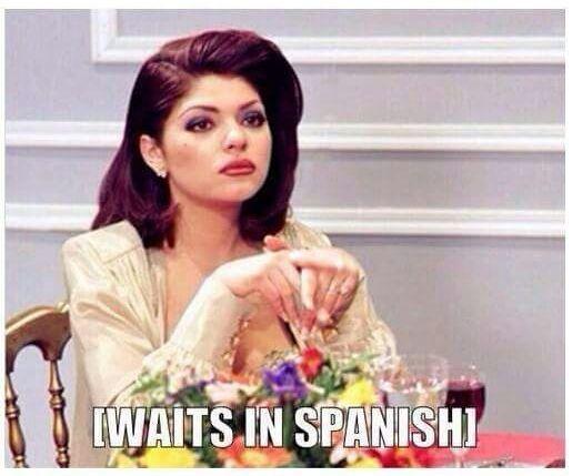Pin By Batkie Rava On In Spanish Funny Memes Reactions Meme Happy Birthday In Spanish