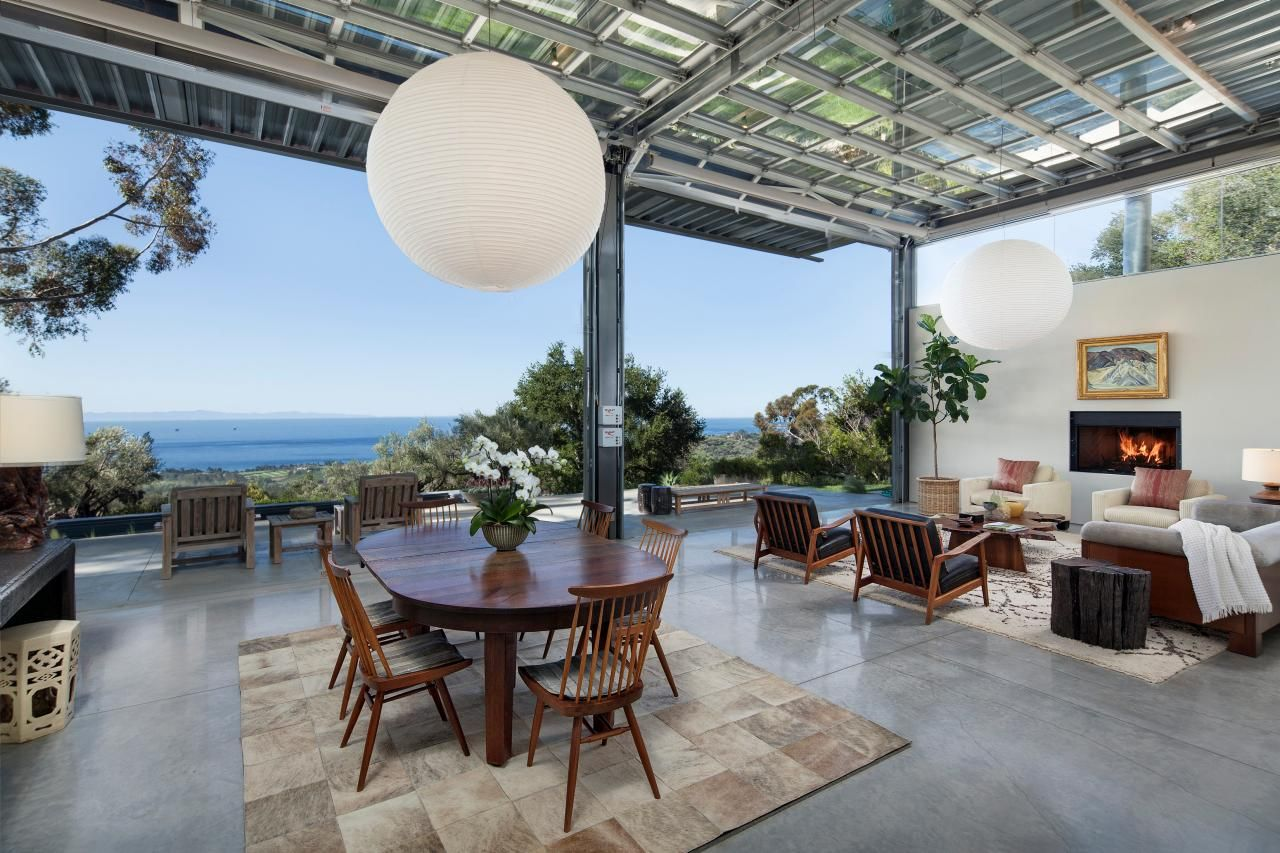 Thanks to seamless indoor/outdoor living spaces and ... on Indoor Outdoor Living Spaces id=96303