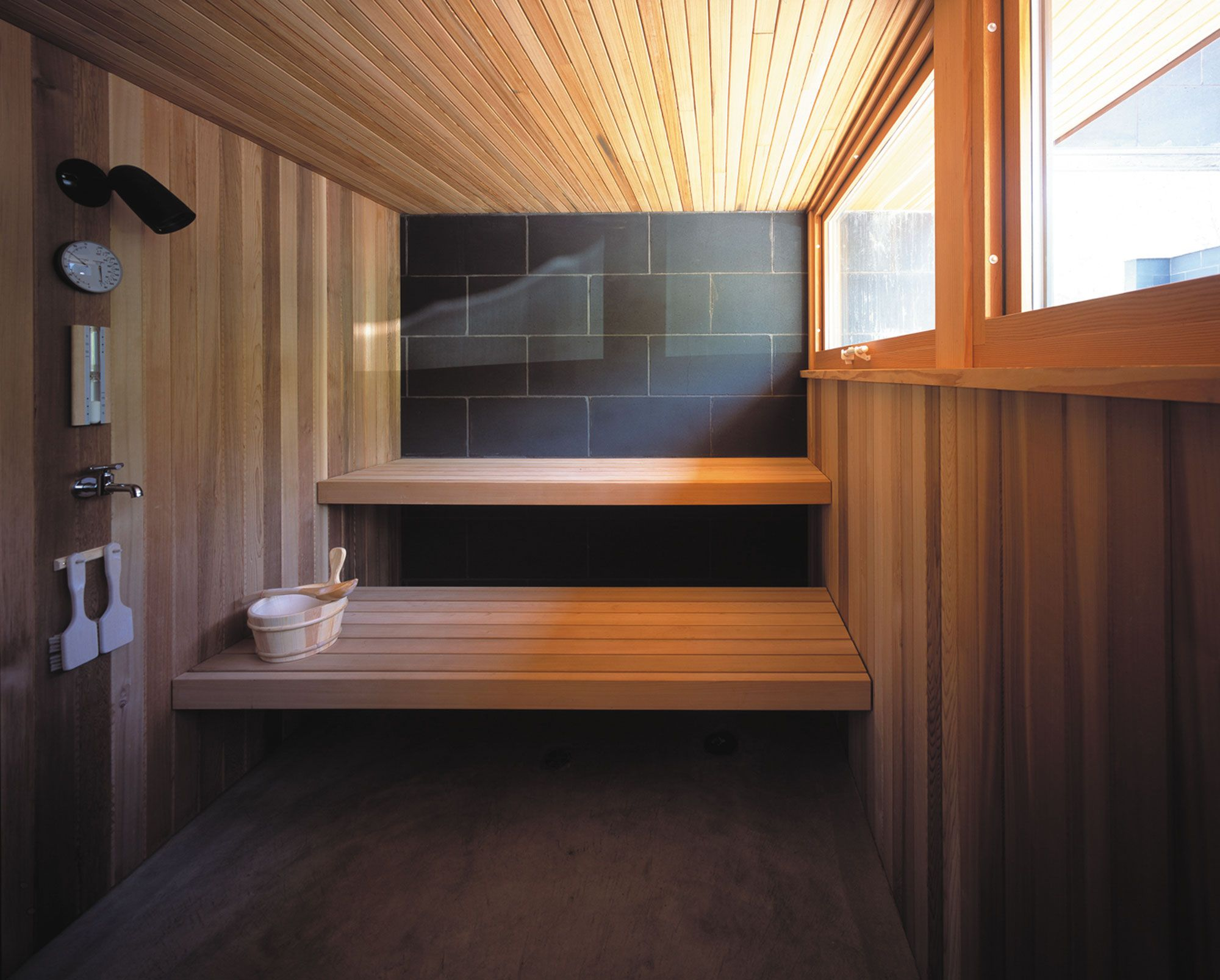 mood board sauna david salmela sauna mid century modern. Black Bedroom Furniture Sets. Home Design Ideas