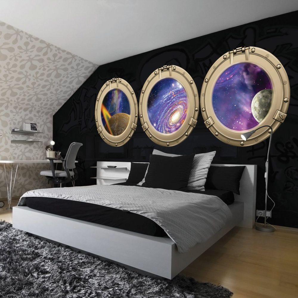 vlies fototapete tapete poster tapeten fototapeten galaxie. Black Bedroom Furniture Sets. Home Design Ideas