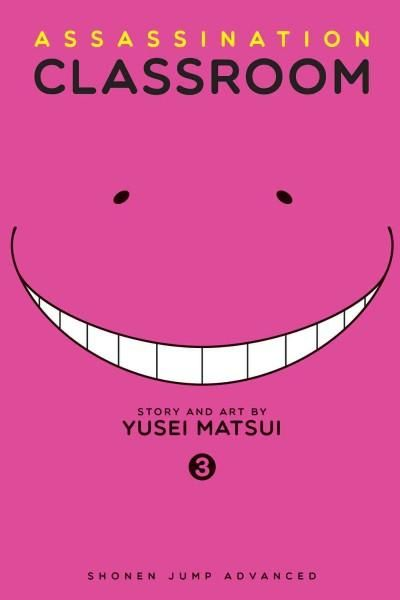 Assassination Classroom 3 | Geek | Assassin, Assasination