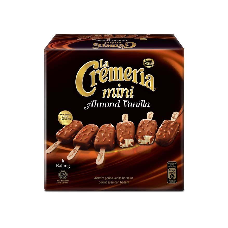 The New Nestle Ice Cream La Cremeria Mini Food Mini Foods Ice