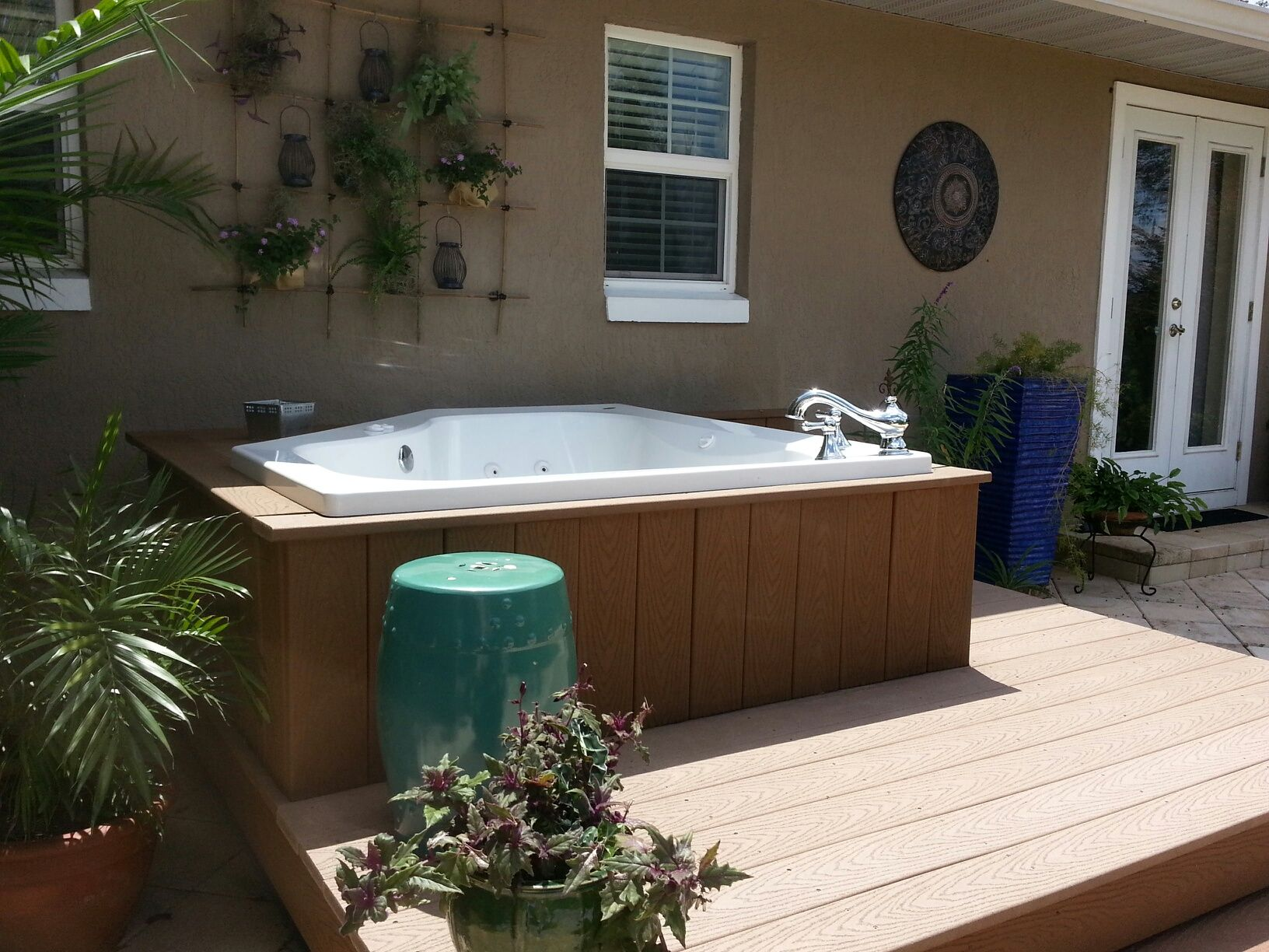 Outdoor Hot Tub  Compare Prices, Reviews And Buy At