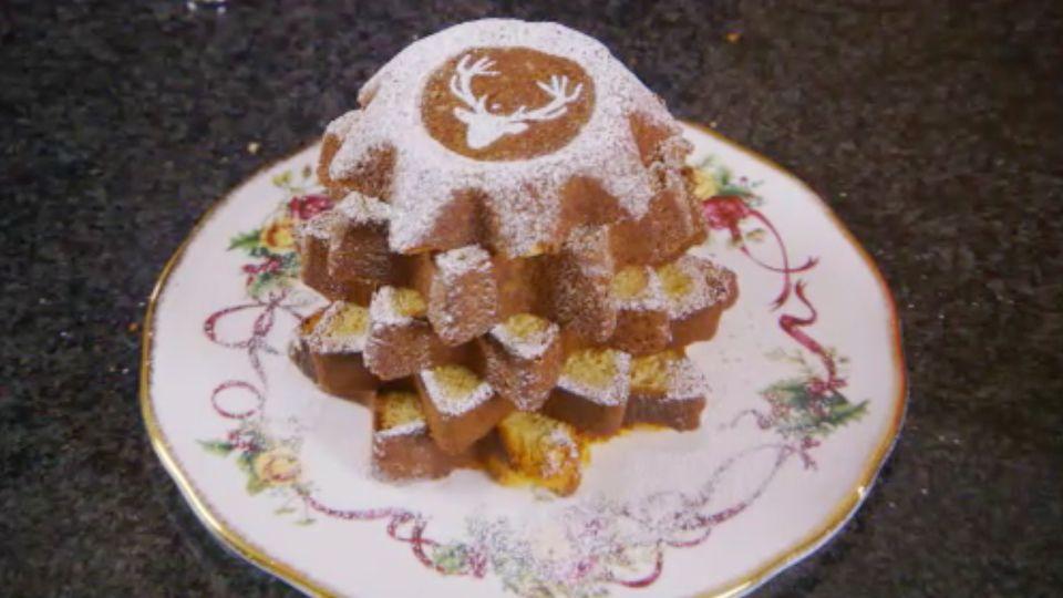 Pandoro Recipe British Baking British Baking Show