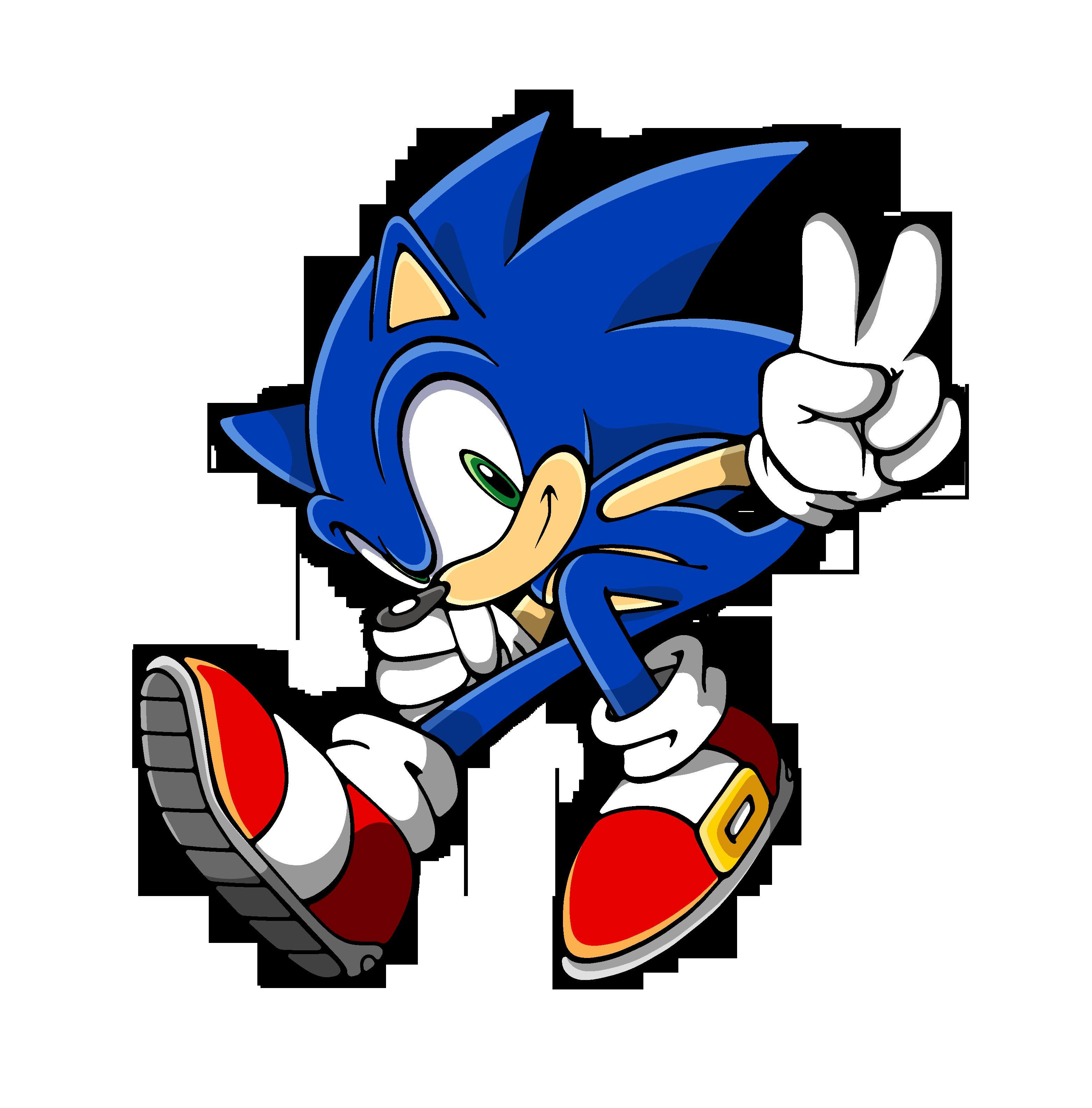 Perfecto Sonic The Hedgehog Para Colorear Nudillos Imagen - Ideas ...
