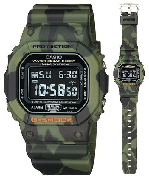 7a42ac4178a DW-5600CF-3JF Casio G Shock Watches