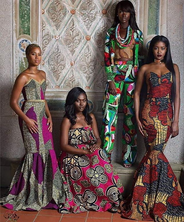 Happy weekend daisy pinterest v tements africains for Atlanta mariage robes magasins