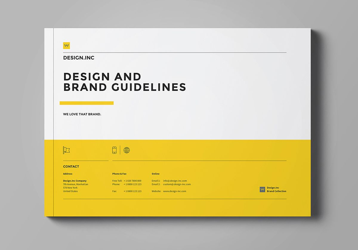 Brand Manual on Behance   Ярстройзаказчик   Pinterest   Brand ...