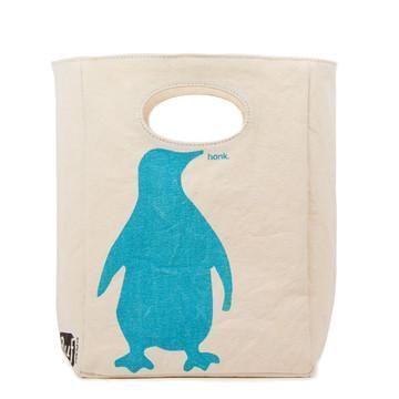 Fluf: Penguin Lunch Bag