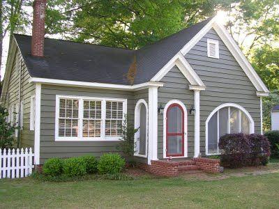 Download Beach Cottage Exterior Paint Colors On Original Size