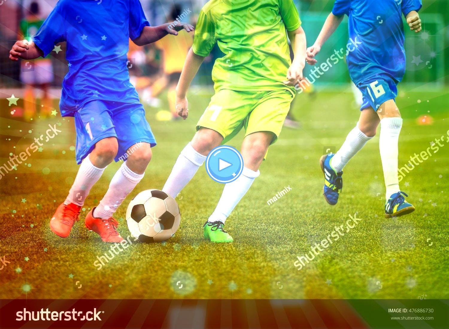 soccer players playing match on the sports grass field Youth soccer players playing match on the sports grass field  Chinas richest man is backing plans to launch a rival...