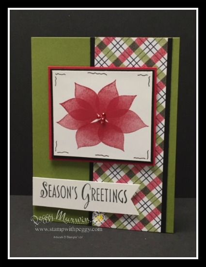 Its time for a little christmas in july i wanted to share the i wanted to share the under the mistletoe designer paper and the stylish c christmas cards and craft ideas pinte m4hsunfo