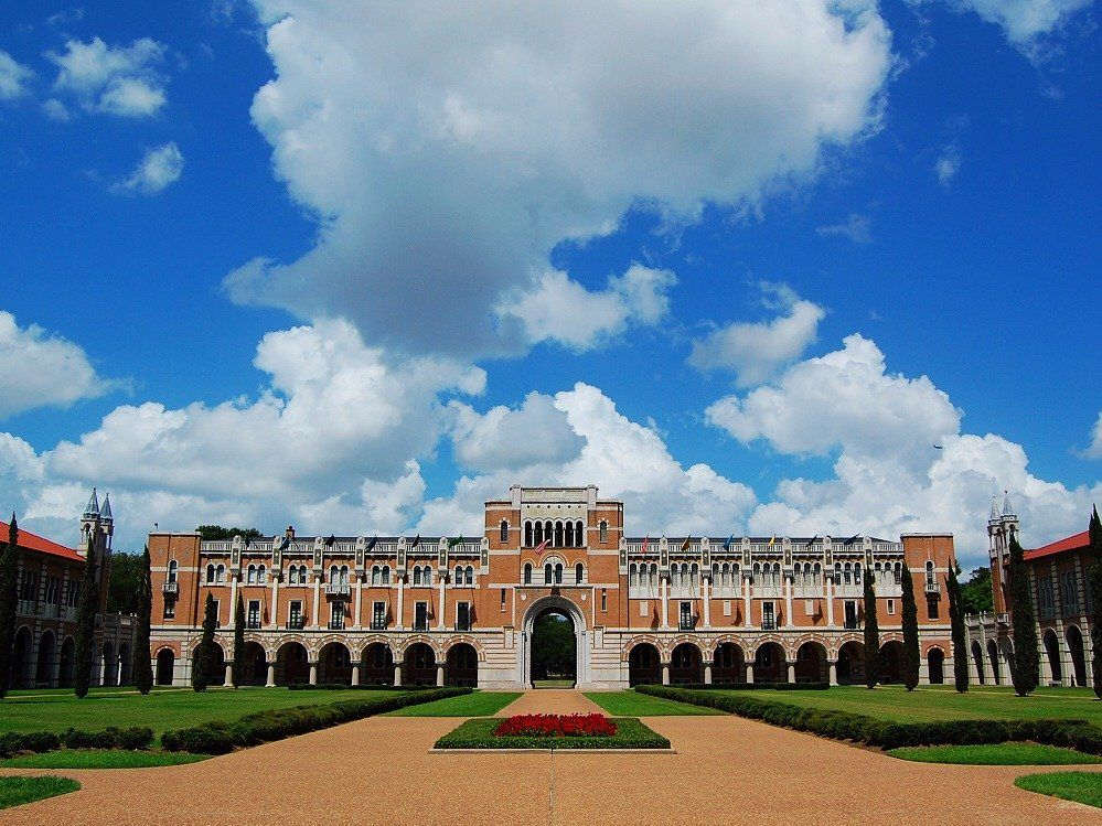 The hardest college to get into in every state | just Texas
