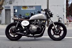 1978 suzuki gs750 cafe racer arina | cafe my bike | pinterest | cafes