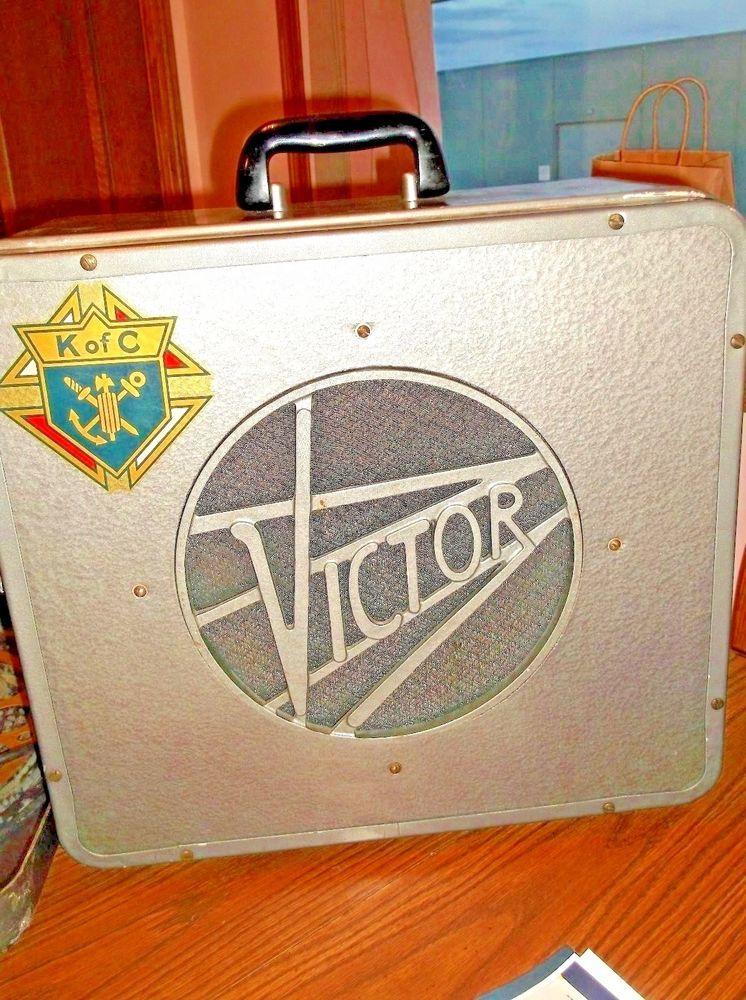 Vintage Kalart Victor Speaker Amplifier For 16mm Sound Projector