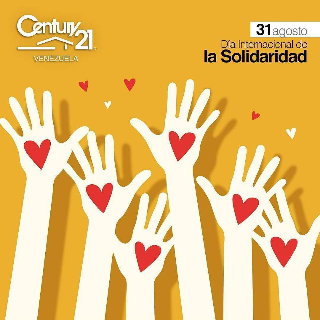 La Solidaridad Es Uno De Los Valores Esenciales Para Las Relaciones Internacionales Es Por Ello Que En Dia De La Solidaridad Paz Mundial Saludos De Buenos Dias