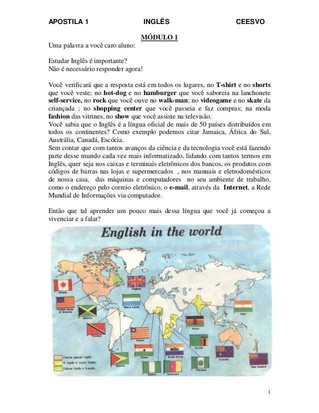 Ingles Basico 2 Pdf Atividades De Ingles Ingleses Ingles Basico