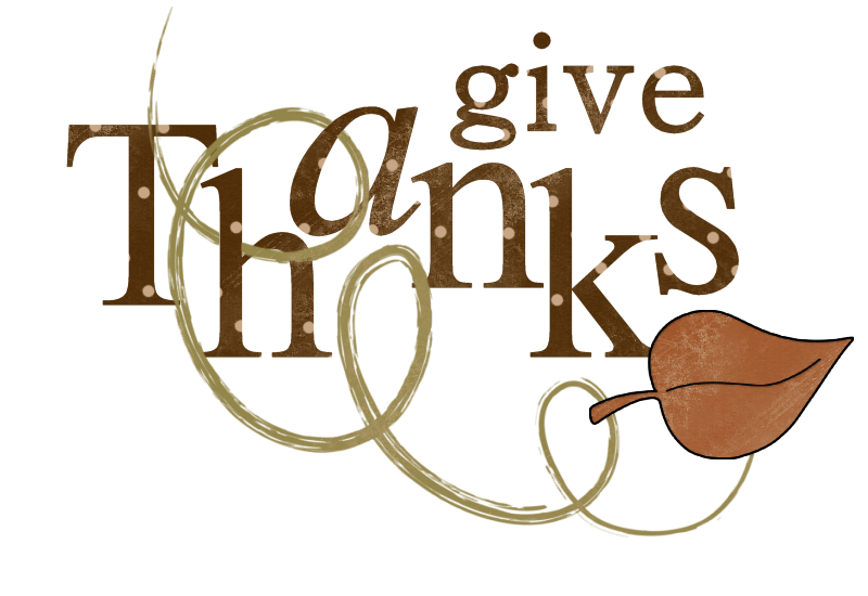 43++ Give thanks images clipart information