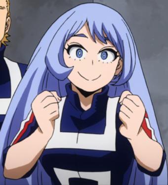 My Hero Academia Nejire Hado Myheroacademia Nejirehado My Hero Hero Girl Cute Anime Character