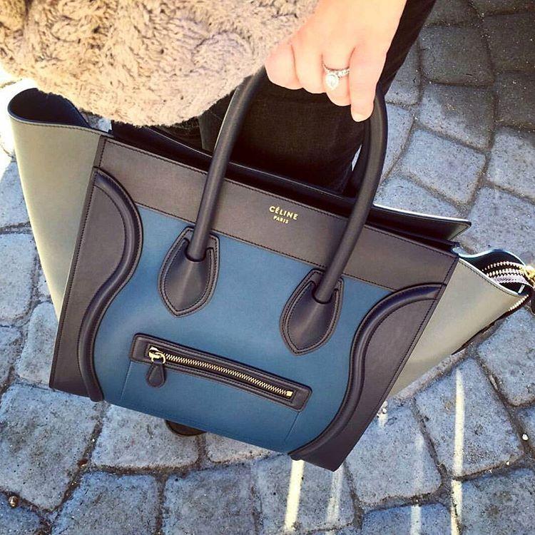 """#Céline luggage  ©kimmarcheselli"""